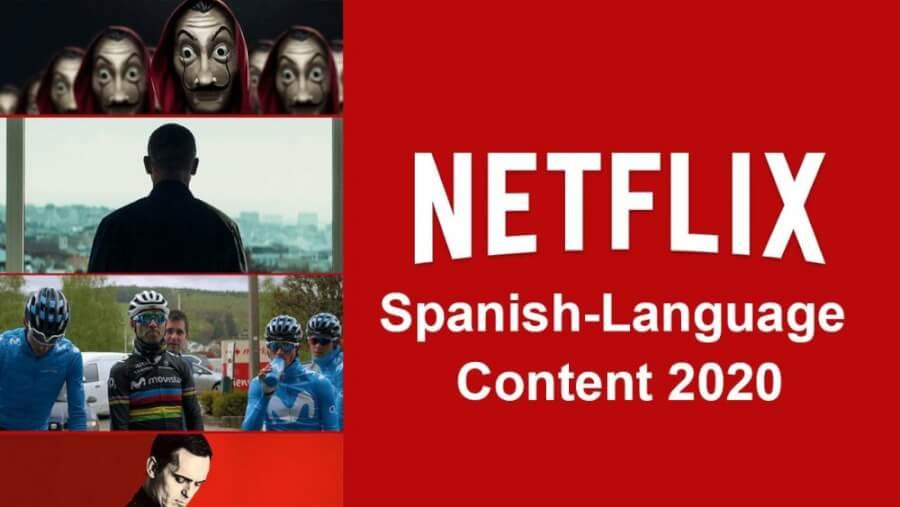 spanish language movies & tv