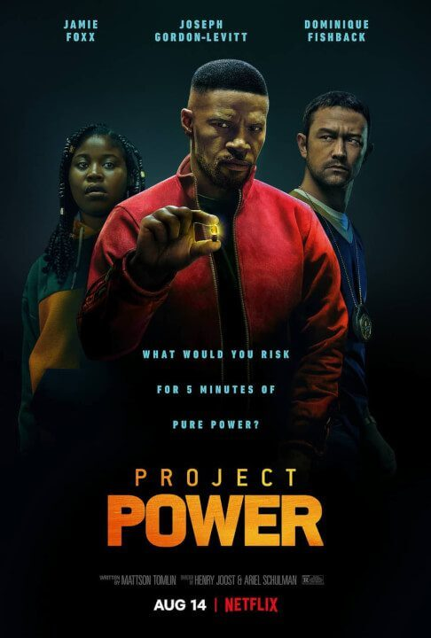 superhero original project power coming to netflix in august 2020 poster