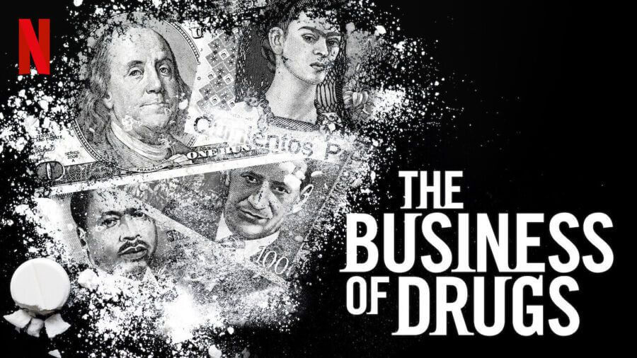 the business of drugs new on netflix july 14th