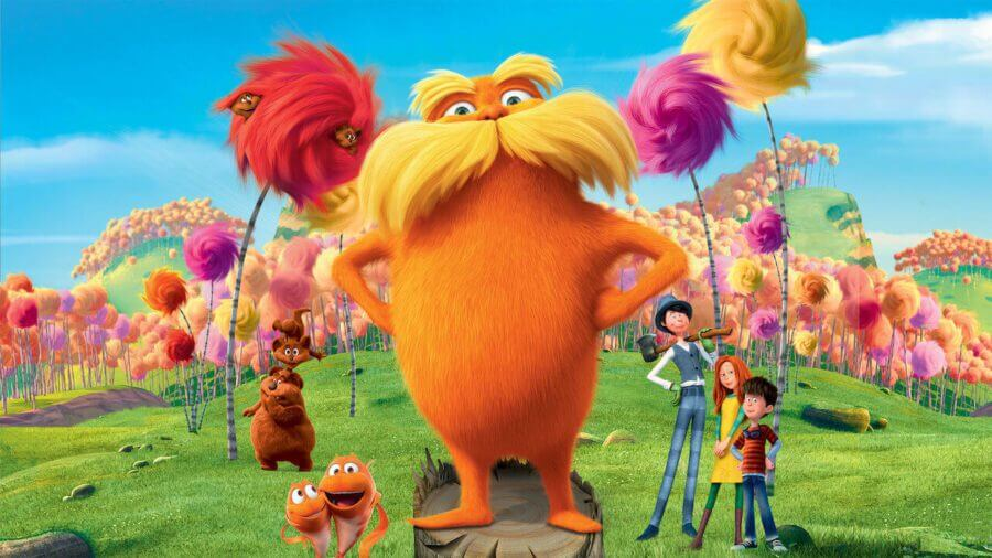 the lorax best new movie on netflix