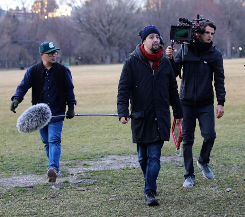 tick tick boom lieux de tournage 1