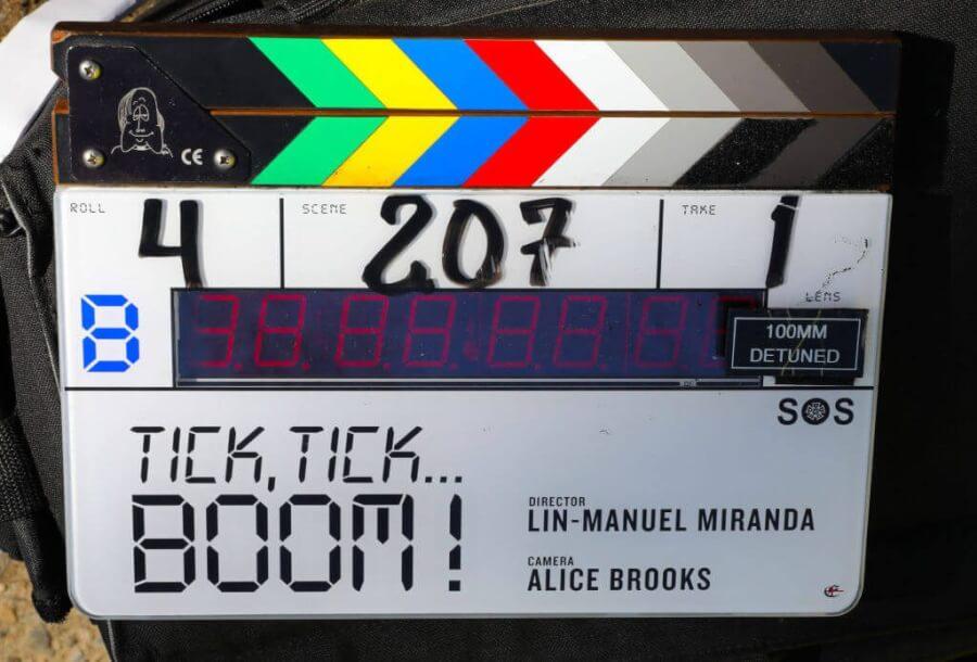 tick tick boom lieux de tournage 2