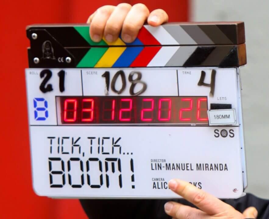tick tick boom filming locations 4