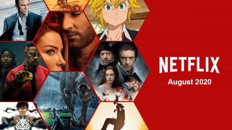 whats coming to netflix in august 2020