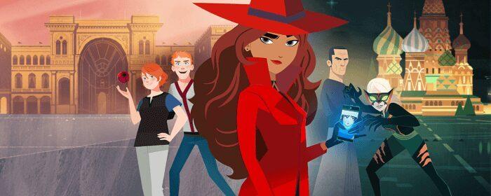 Netflix Originals October 2020 Carmen Sandiego
