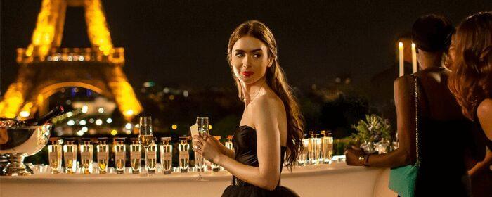 Netflix Originals October 2020 Emily in Paris
