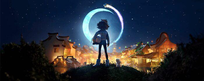 Netflix Originals October 2020 Over the Moon