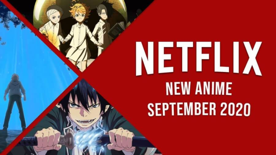 anime coming to netflix in september 2020