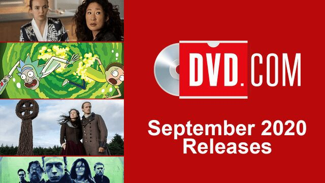 What's Coming to Netflix DVD in September 2020 Article Teaser Photo