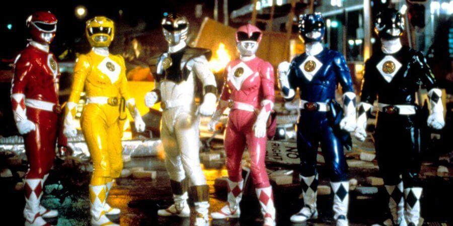 every power rangers series on netflix power rangers mighty morphinmovie