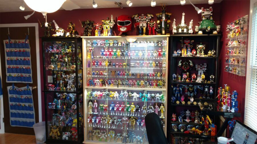 every power rangers series on netflix power rangers toy collection