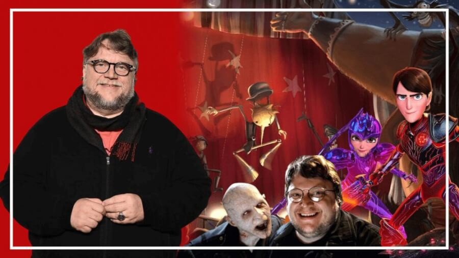 guillermo del toro upcoming netflix projects 1