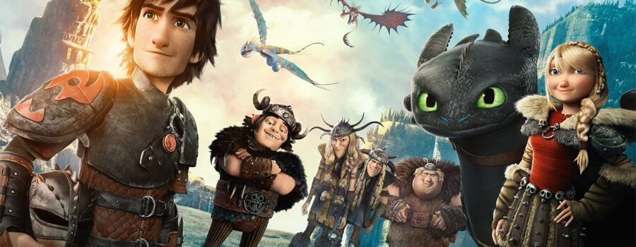 how to train your dragon 2 coming to netflix september