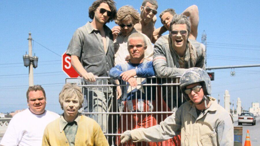jackass the movie now on netflix august 17th uk
