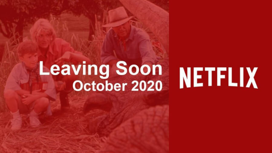 leaving soon netflix october 2020