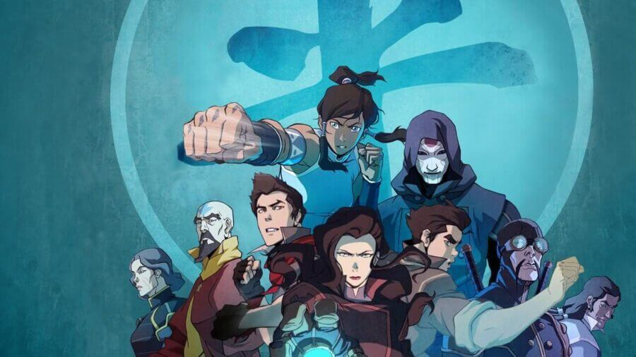 legend of korra not coming to netflix globally