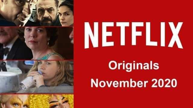 netflix originals november 2020