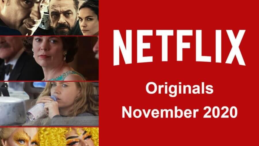netflix originals noviembre 2020