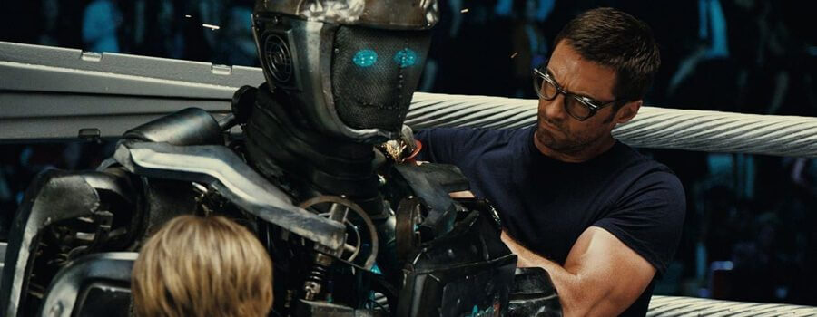 real steel netflix september 2020