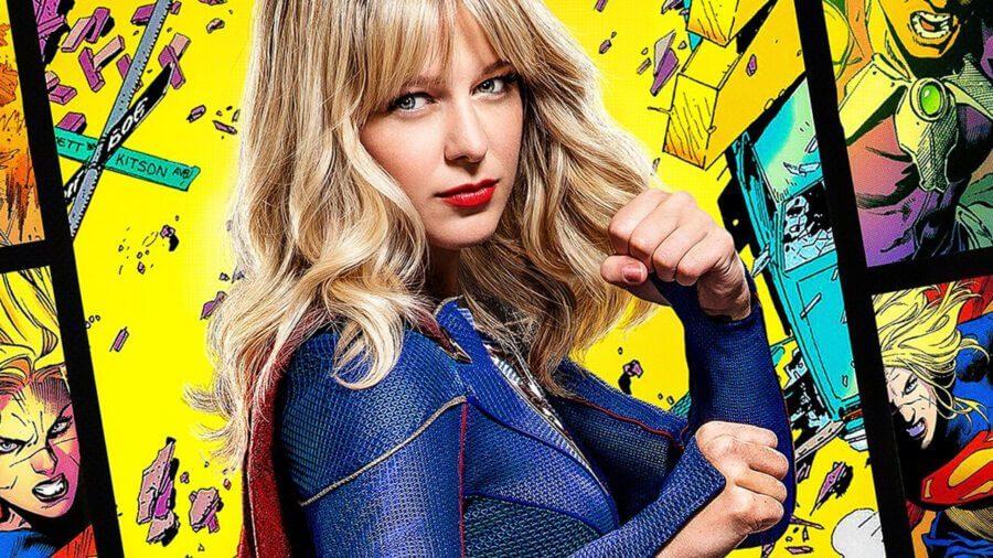 supergirl season 6 netflix release schedule