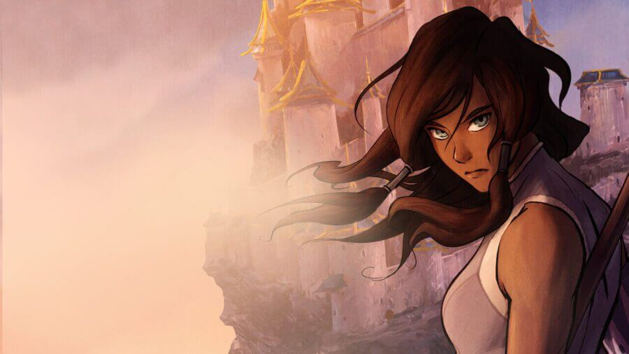 the legend of korra nnow on netflix
