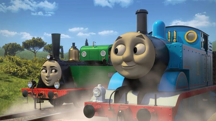thomas and friends season 24 netflix september 2020