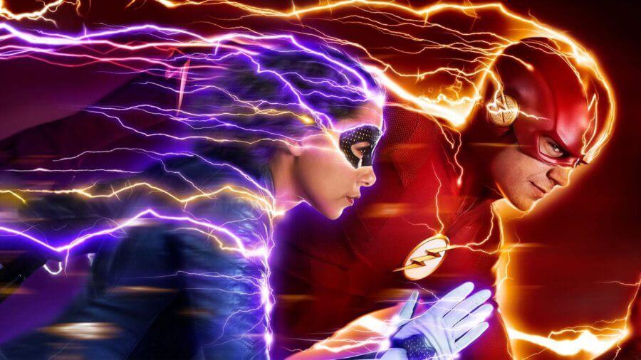 ¿Cuándo estará la temporada 7 de flash en netflix 1?