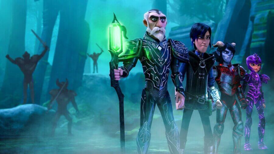 wizards not returning for season 2