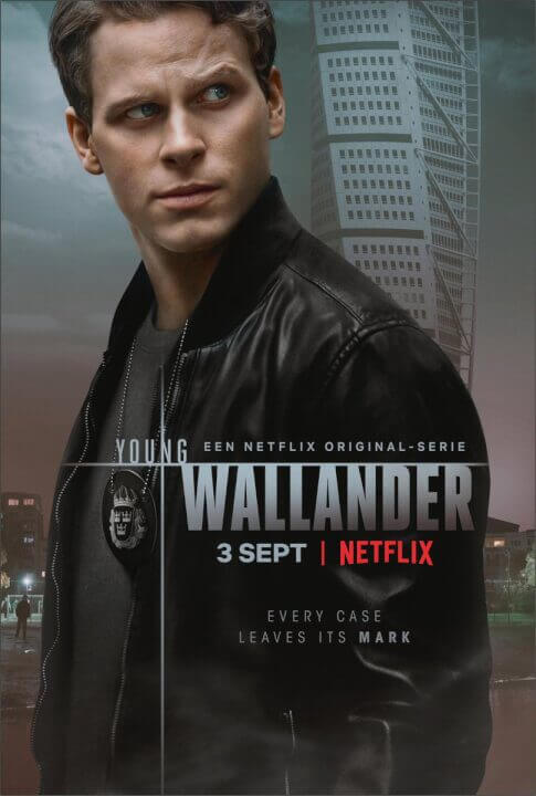 young wallander season 1 netflix poster