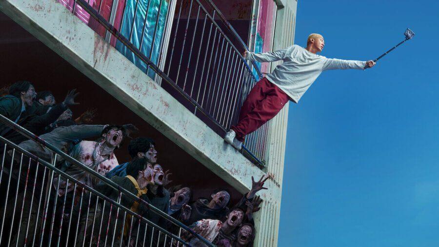 film dramatique zombie k en vie à venir sur netflix en septembre 2020