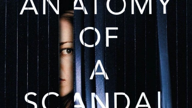 anatomy of a scandal netflix cover