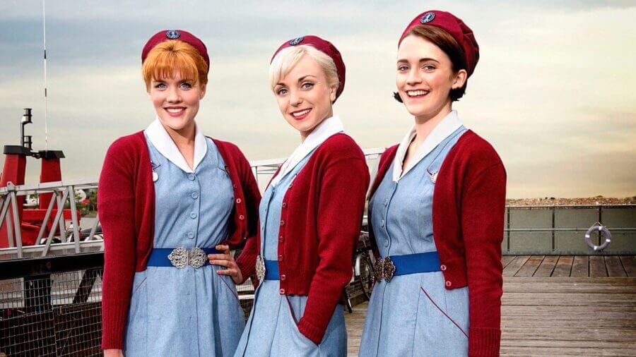 call the midwife season 10 netflix release date