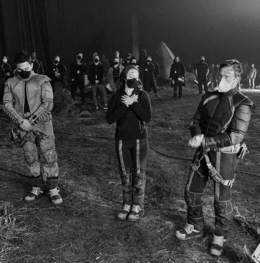 lost in space behind the scenes 2