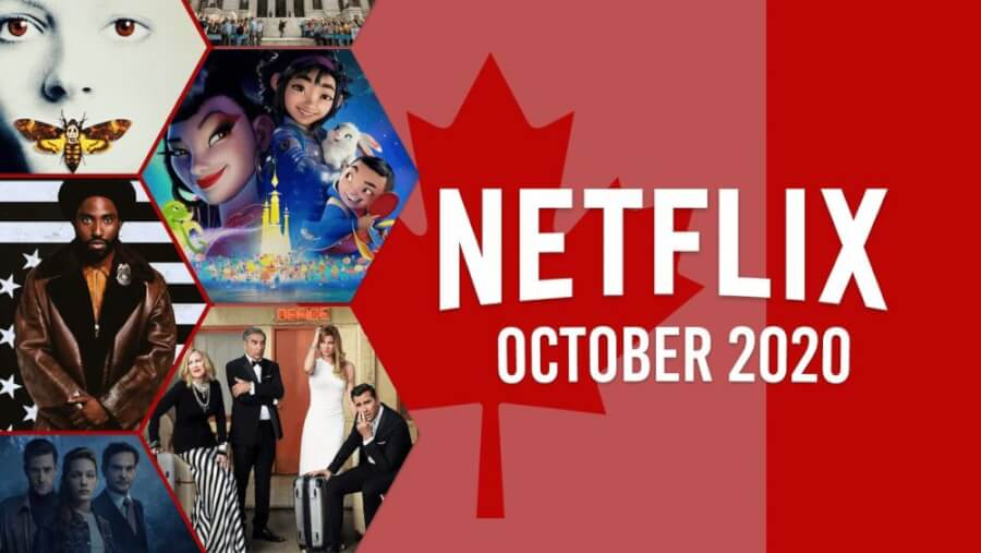 netflix coming soon CAN october 2020