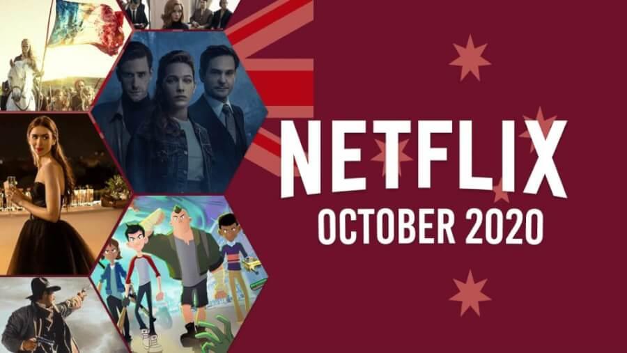 netflix coming soon aus october 2020