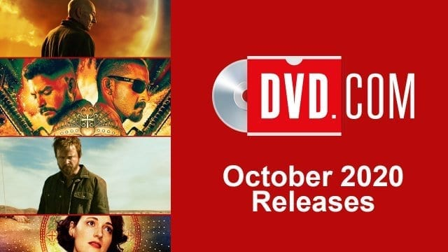 What's Coming to Netflix DVD in October 2020 Article Teaser Photo