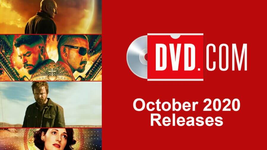 netflix dvd release schedule october 2020