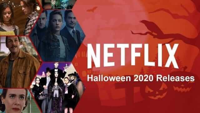 netflix halloween 2020 releases