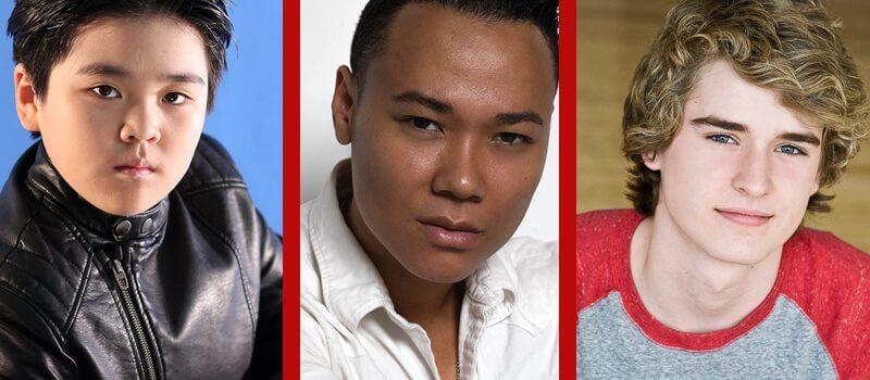 nouveaux acteurs pour Lost in Space saison 3
