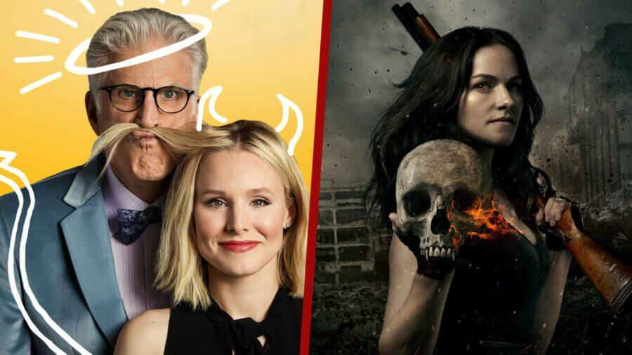 new on netflix this week september 27th van helsing the good place s4