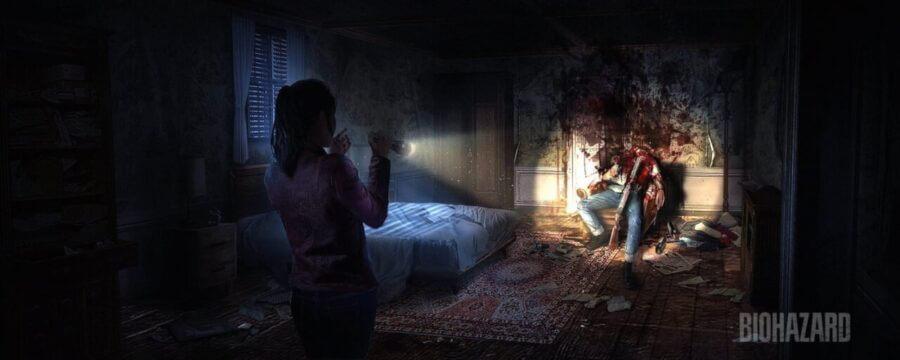 resident evil infinite darkness screens 2