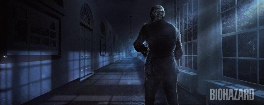 resident evil infinite darkness screens 4