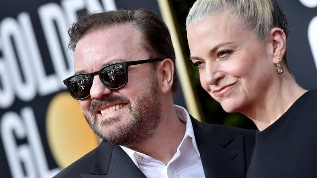 ricky gervais confirms 2 new projects netflix after life