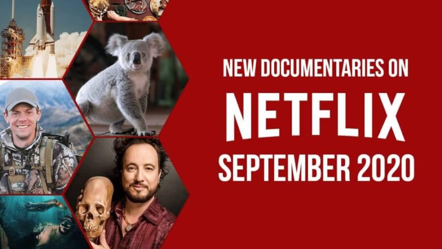 septe Documnetaries on Netflix