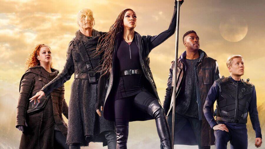Star Trek: Discovery' Season 3 Netflix Release Schedule - What's on Netflix