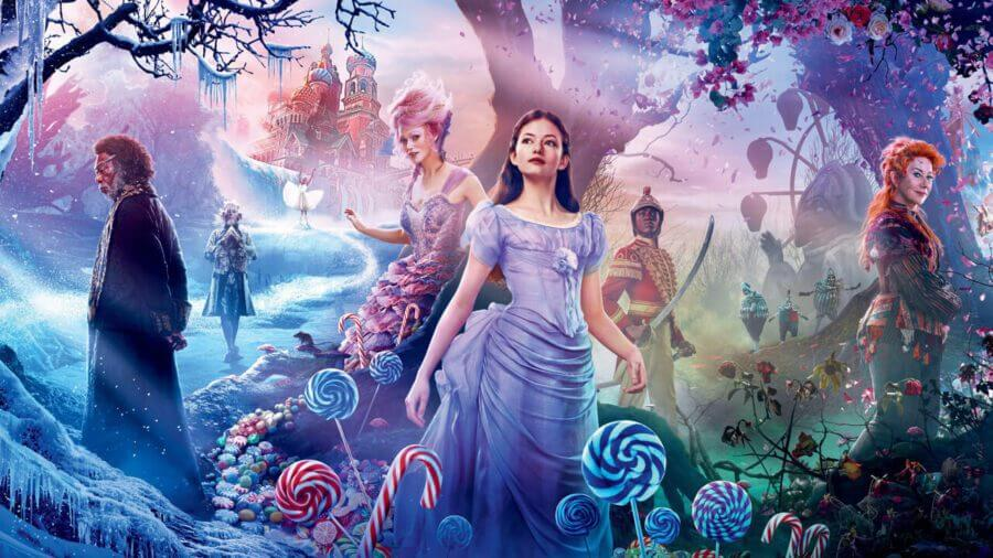 the nutcracker and the four realms leaving netflix us november 2020