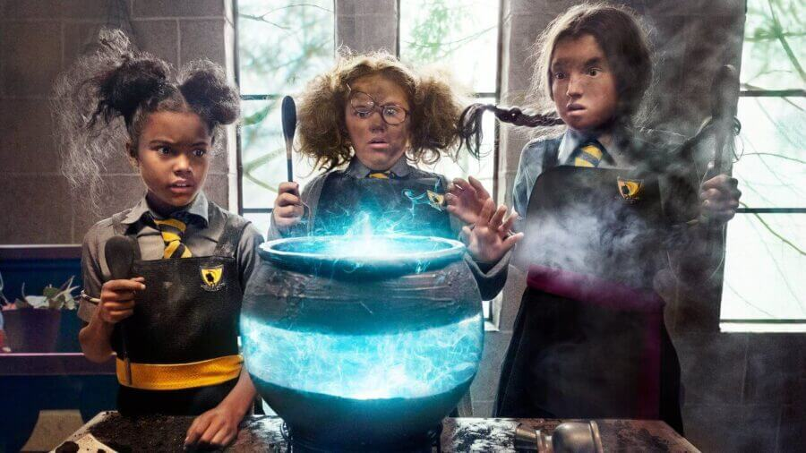 the worst witch season 4 netflix october 2020