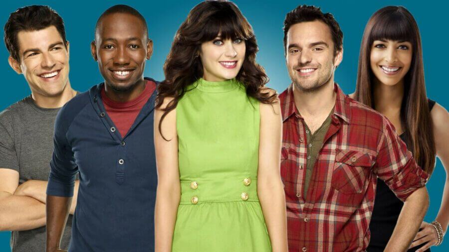 when will new girl leave netflix