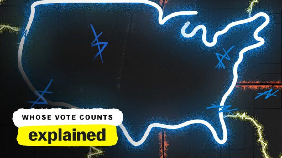 whose vote counts explained new on netflix september 28
