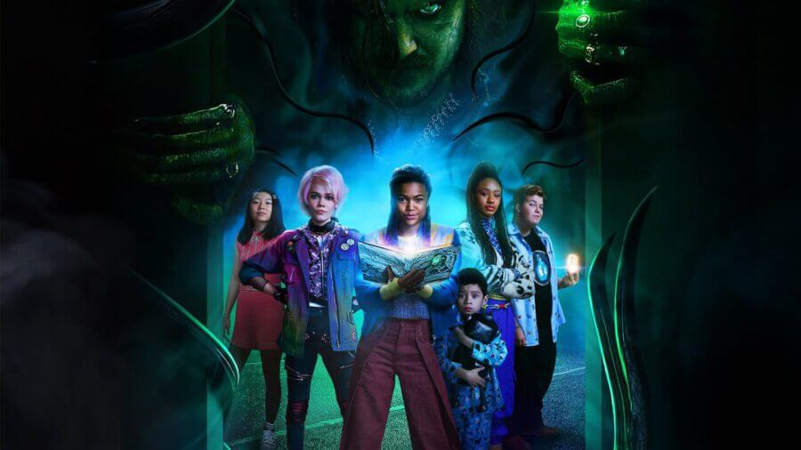 a babysitters guide to monster hunting new on netflix october 15th